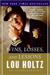 Lou Holtz Book - Whats Important Now