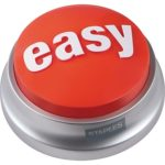Optional can be easy. Press the easy button.